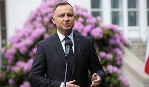 Andrzej Duda odpowiada na wpis Terleckiego. Docina posłowi opozycji