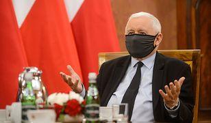 Kaczyński jasno o kryzysie w Zjednoczonej Prawicy i przyspieszonych wyborach