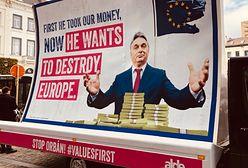 """Kampania przeciwko Viktorowi Orbanowi. """"Ukradł pieniądze, chce zniszczyć Europę"""""""