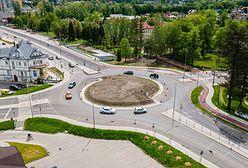 Bielsko-Biała. Nowe ronda mają być bezpieczniejsze. Kierowcy muszą pamiętać tylko o kilku zasadach