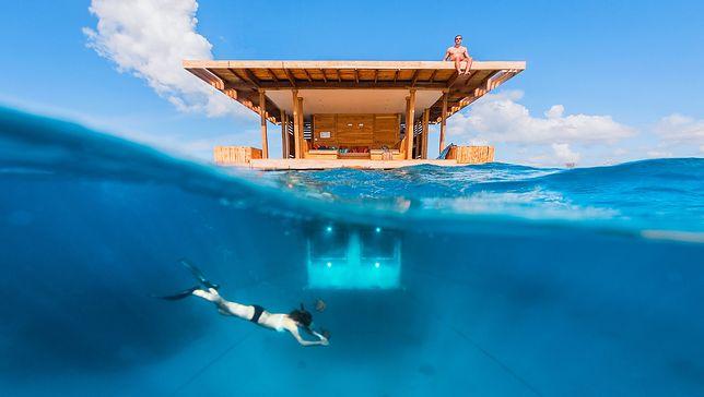 Tanzania – znaleźliśmy dla ciebie najwspanialszy hotel. Jest pod wodą!