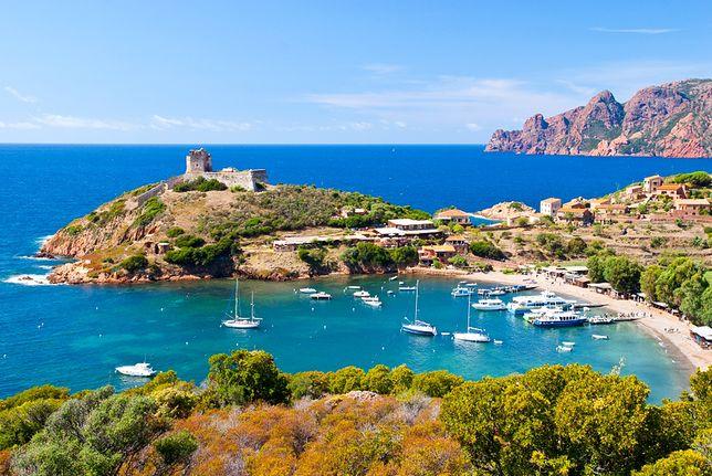 Korsyka - rajska wyspa Francji