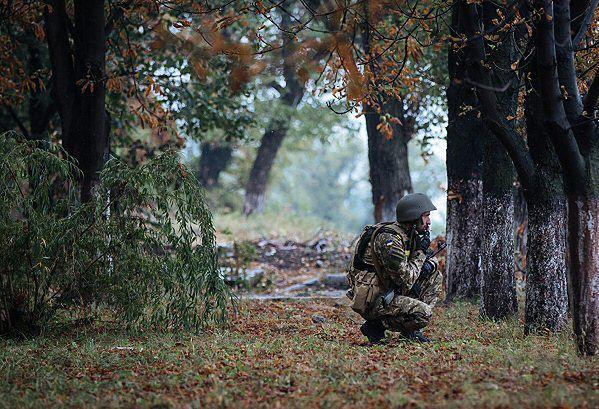 Ukraińscy żołnierze: od 6.00 rano słyszeliśmy strzały