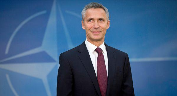 Nowy sekretarz generalny NATO z wizytą w Polsce