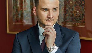Bartłomiej Misiewicz ma nowy projekt. Misiewiczówka to nowa wódka na rynku