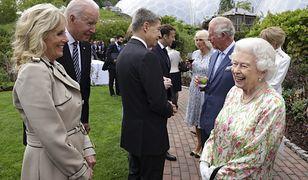 Wpadka delegacji USA. Joe Biden złamał protokół królewski podczas szczytu G7