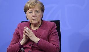 """Internauta skazany. Chciał """"zniszczyć"""" Merkel"""