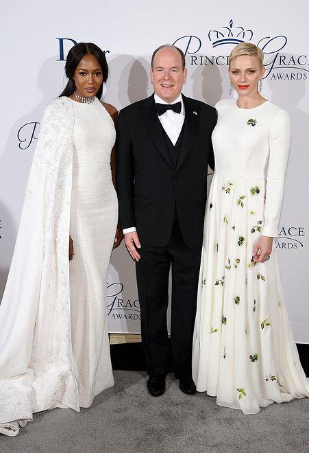 Białe suknie w Nowym Jorku