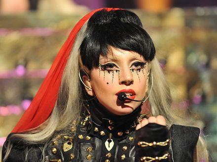 Gaga najpotężniejsza