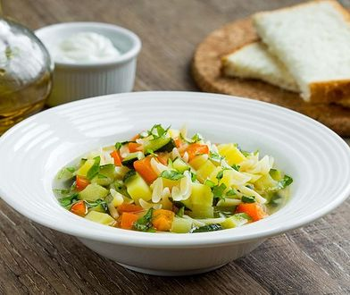 Dietowy hit – zupy odchudzające