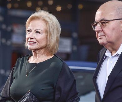 """Bożena Dykiel i Ryszard Kirejczyk są razem 45 lat. """"Gdy go poznałam, poczułam, że mogłabym mieć z nim dom i dzieci"""""""