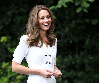 Kate Middleton w 4. ciąży? Wszyscy patrzą na jej włosy