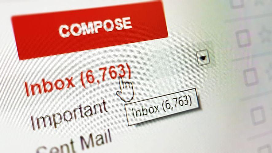 Google walczy z phishingiem w Gmailu, fot. Pixabay