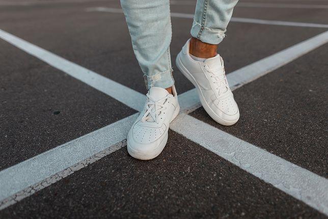 Sneakersy męskie nigdy nie wychodzą z mody.