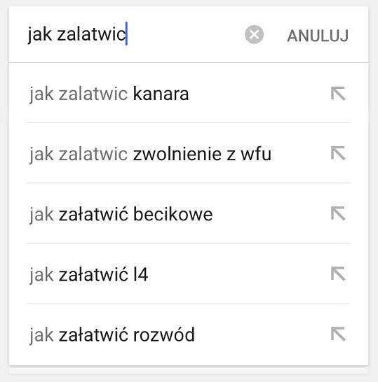 """Jakie pytania z serii """"jak to zrobić"""" zadajemy Google najczęściej w Polsce? Technologiczny gigant opublikował zaskakujący raport"""
