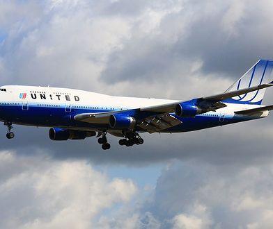 Każdy mógł wejść do kokpitu samolotu United Airlines. Wszystko przez jeden błąd