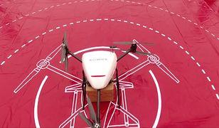 Drony będą dostarczać przesyłki ważące tonę