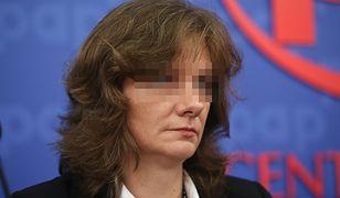 Marzena K. dysponowała środkami z Funduszu Sprawiedliwości. Niejasne działania