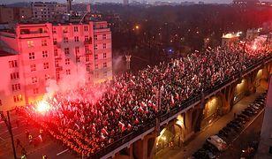 Gronkiewicz-Waltz zastanawiała się, ile marszów szło w Warszawie. Rząd wyjaśnił zamieszanie