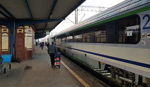 Awaria w PKP Intercity. Komunikat przewoźnika