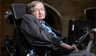 Stephen Hawking zmarł 14 marca w wieku 76 lat