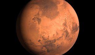 Mars będzie najbliżej Ziemi od 15 lat