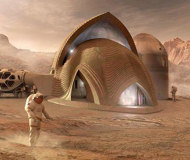 Tak może wyglądać pierwsza kolonia na Marsie. Finaliści trzeciej fazy konkursu NASA