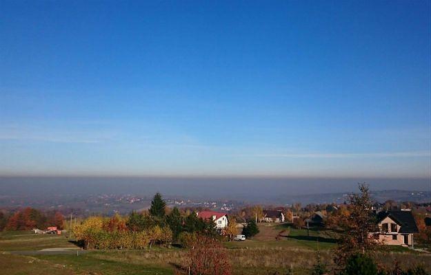 W końcu dobre powietrze w Małopolsce. Urządzenia pomiarowe pokazują zielony kolor