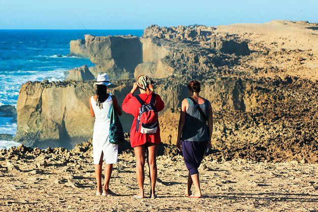 Turystki w Maroko