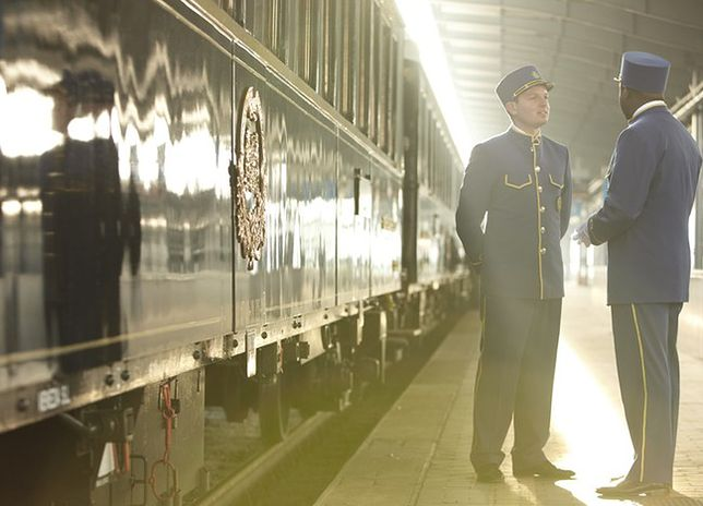 Orient Express, Paryż - Stambuł