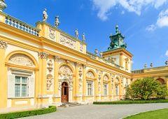 Wilanów - tajemnice i zakamarki niezwykłego pałacu