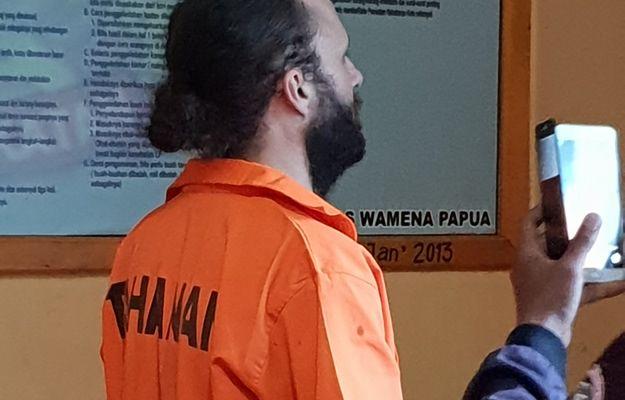 Jakub Skrzypski w indonezyjskim areszcie