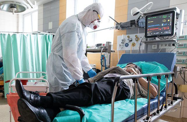 Koronawirus. Leczenie osoczem z krwi ozdrowieńców zastosowano wobec 180 pacjentów
