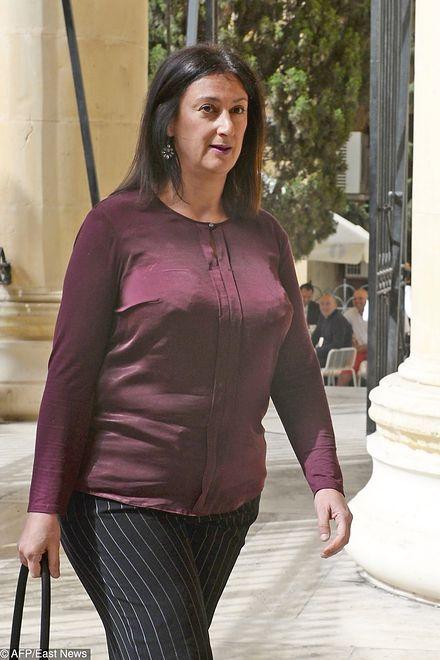 Dziennikarka Daphne Capuana Galizia zginęła 16 października na Malcie