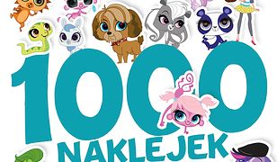 Littlest Pet Shop 1000 naklejek