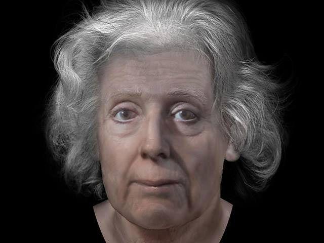 Odkryto kilka lasek wykonanych z trumny kobiety