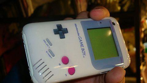 Funkcjonalny jak iPhone, ładny jak GameBoy