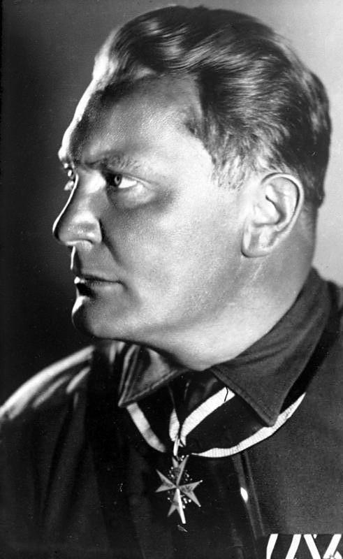 Herman Göring - dowódca niemieckiego lotnictwa wojskowego