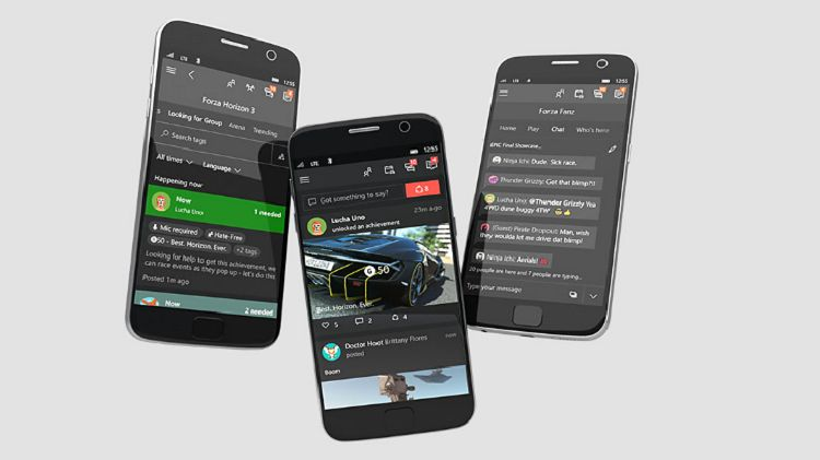 Nowa aplikacja Xboksa na Androida i iOS dostępna