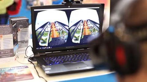 Hyperbook: polska marka laptopów skrojonych pod wirtualną rzeczywistość