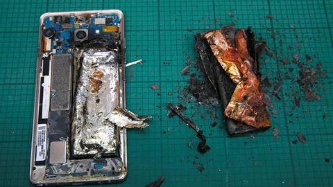 Samsung wstrzymuje produkcję Galaxy Note 7. Takiego kryzysu nie było od lat