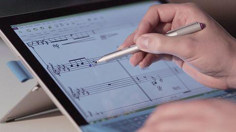 Ten program ma przekonać muzyków, że warto kupić Surface Pro 3