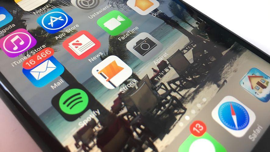 iOS 10.3 znajdzie słuchawki AirPods i ucieszy nowym systemem plików