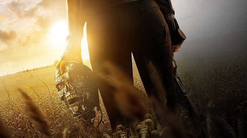 Fragment plakatu Terminator Genisys