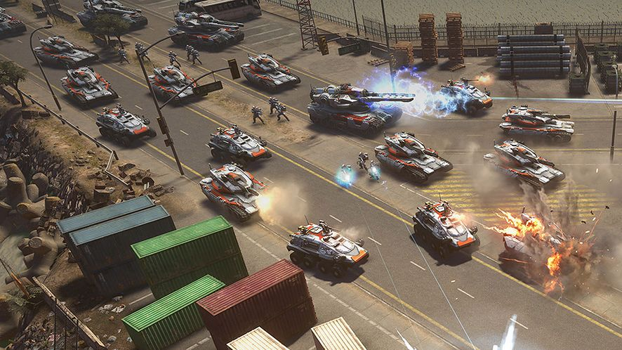 Nowy zwiastun Command & Conquer — Beyond the Battle: Part 2