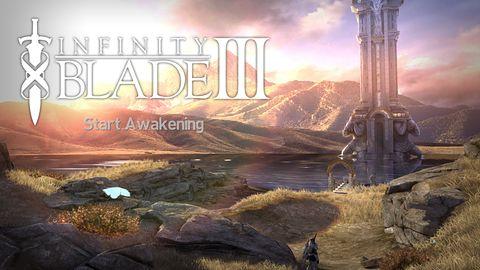 Gracze z iOS mogą pobrać Infinity Blade III za darmo