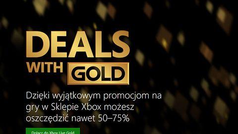 Gry Xbox do 75 procent taniej z Deals with Gold #prasówka