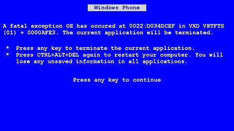 Windows Phone 8.1 w wersji deweloperskiej może mieć problemy z aktualizacją do Lumii Cyan