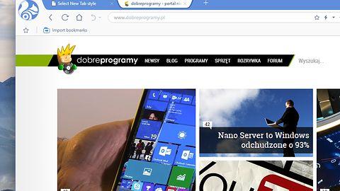 UC Browser teraz w wersji desktopowej. To kolejny klon Chromium
