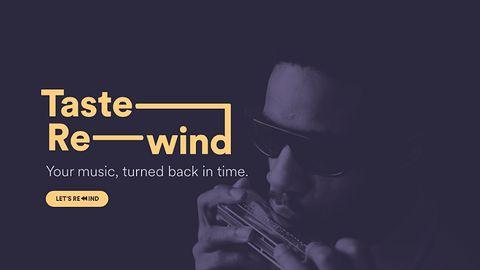 Muzyczna podróż w czasie dzięki Spotify Rewind